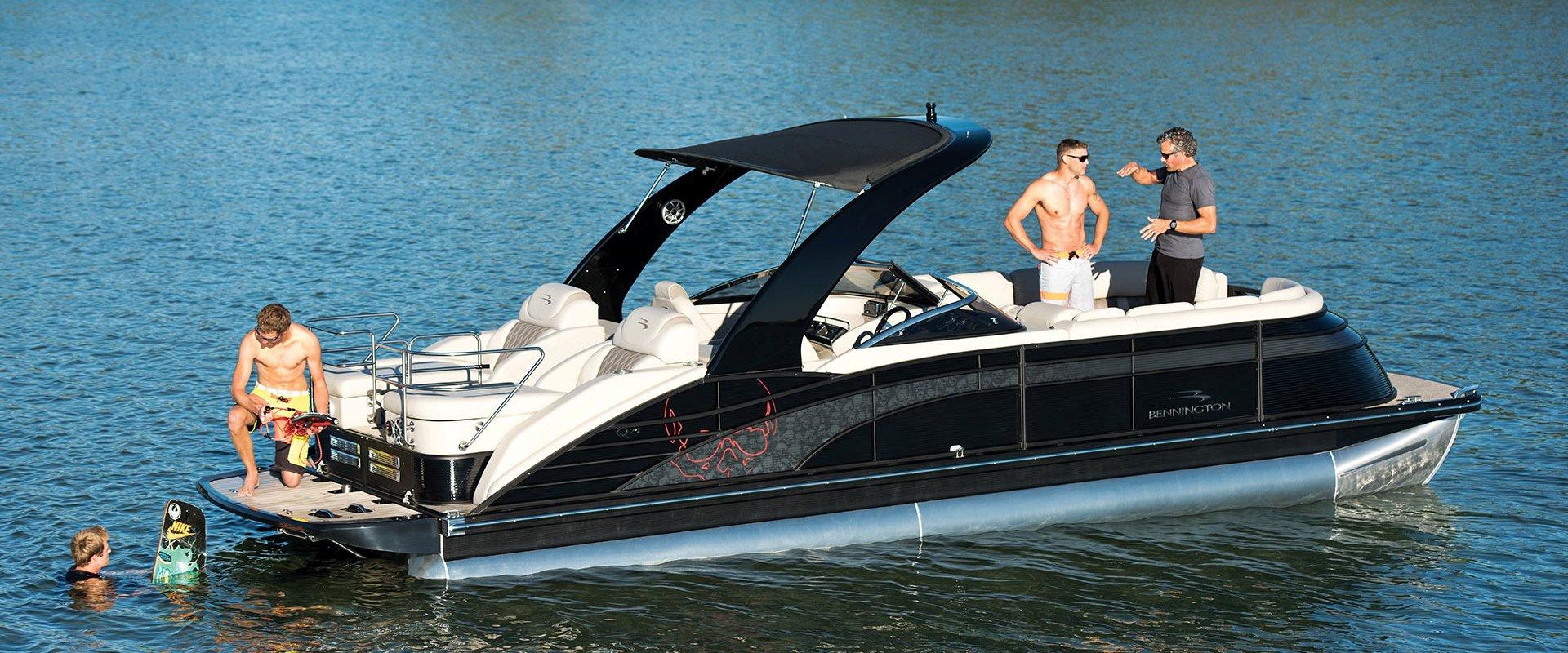 Celebrity boats parts